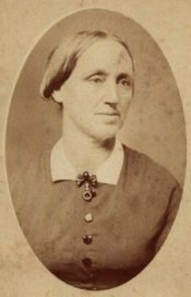 Belinda Dunn Baker, mother to Mary Jane (Mollie) Baker