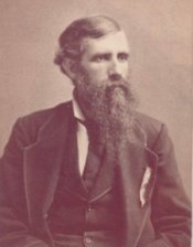 John Burris Fay, first husband of Mary Jane (Mollie) Baker